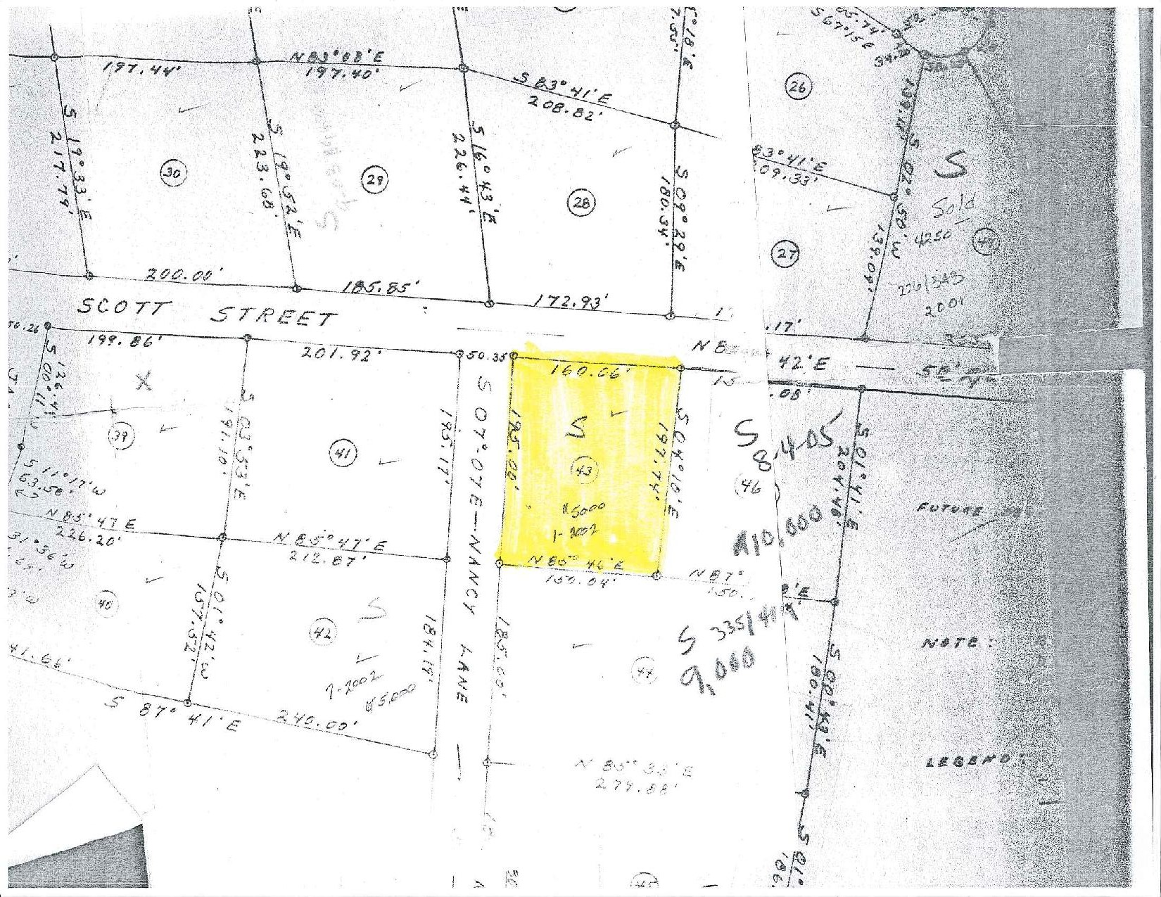 Grayson county property search